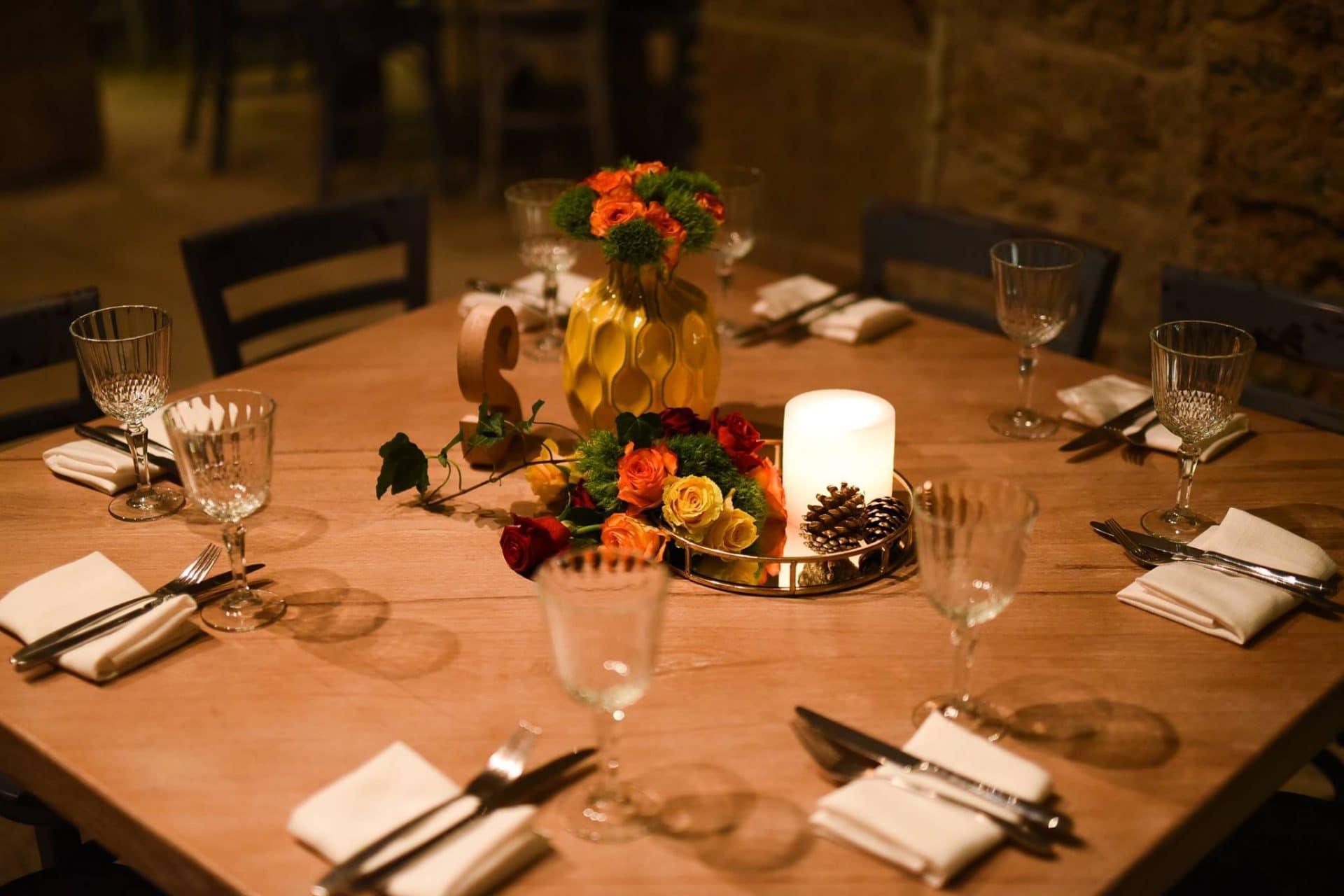 שולחן מעוצב לחתונה | People Photography